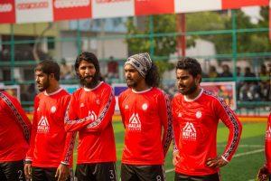 Futsal team10