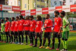 Futsal team8